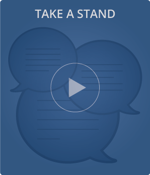 Take a Stand Video