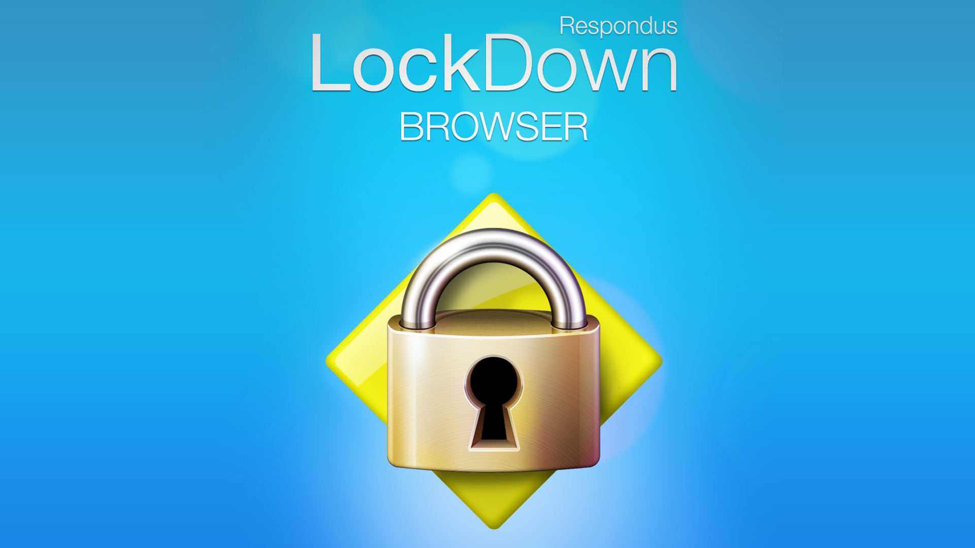 Respondus Lockdown logo