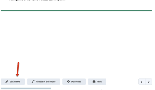 DCConnect Edit HTML