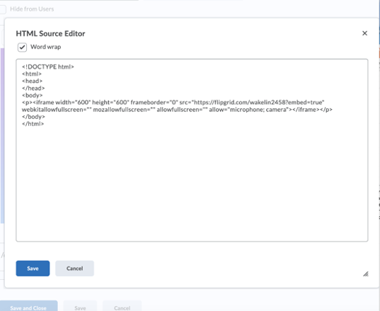 DCConnect Paste Embed Code