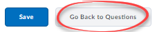 go back to questions button