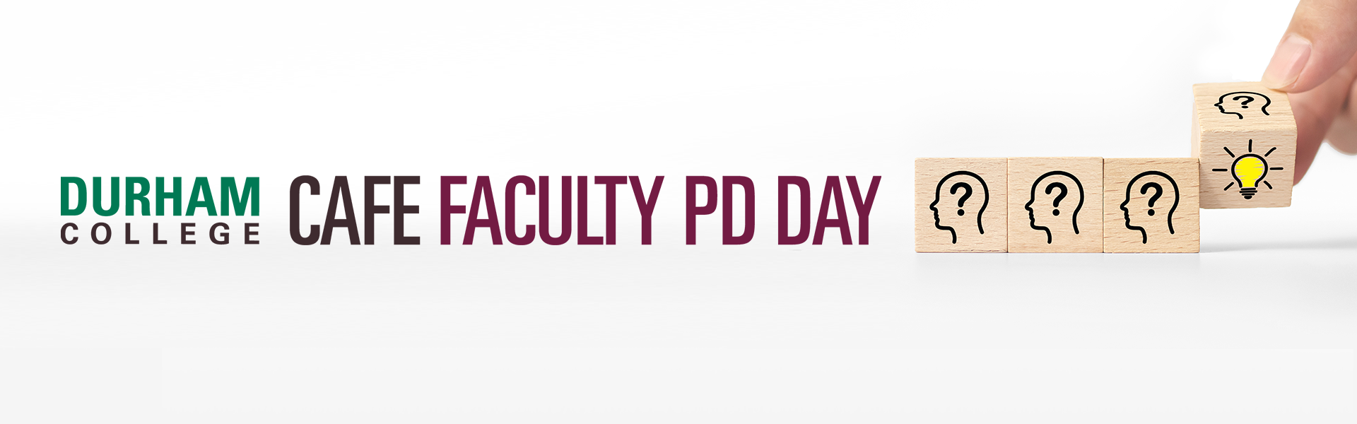 Durham College Faculty PD Day - Save the date February 24, 2021