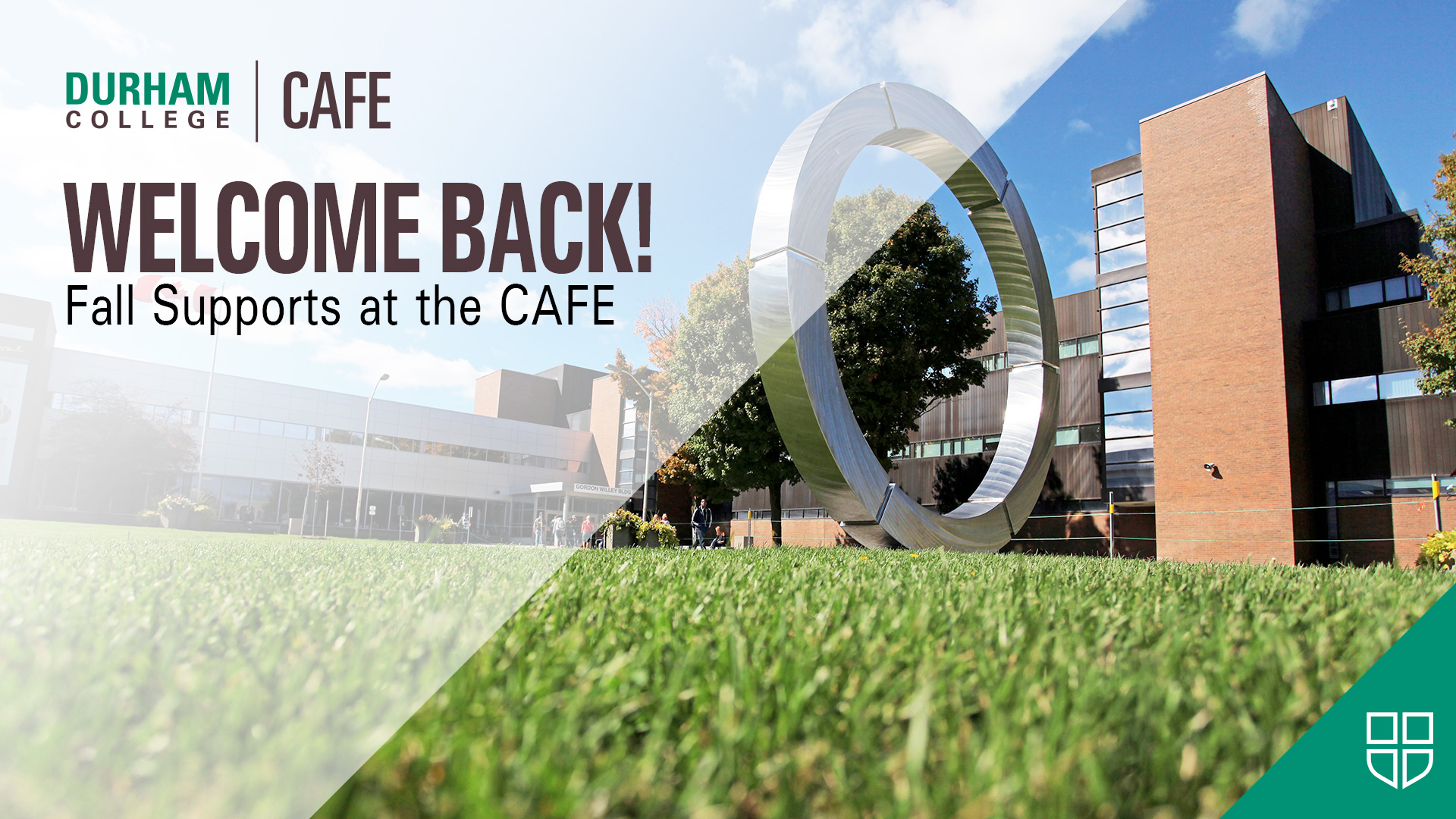 Welcome Back Fall Supports DC CAFE