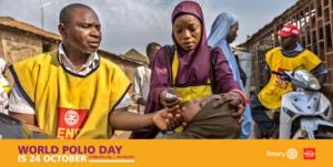 World Polio Day Banner