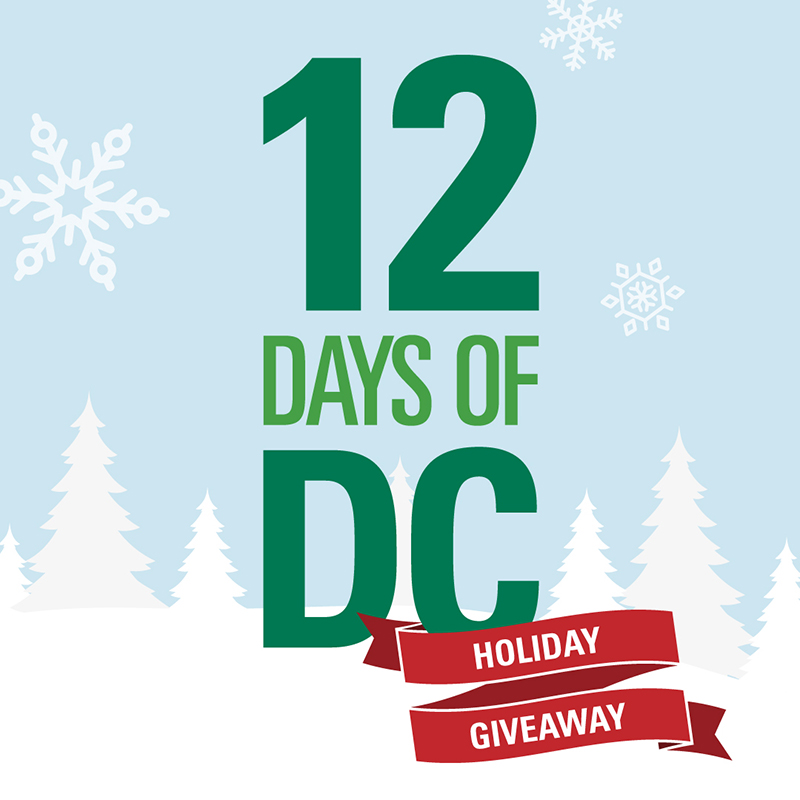 Image for the 12 Days of DC.