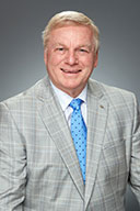 Portrait of BOG Paul Macklin.