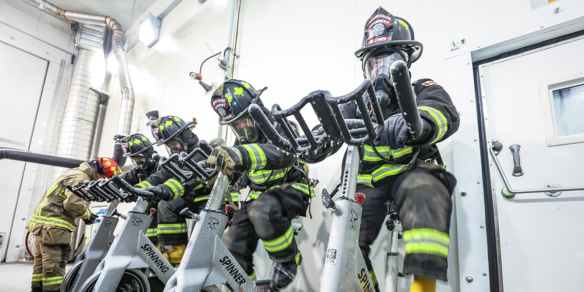 Firefighter – Pre-service, Education and Training | Durham