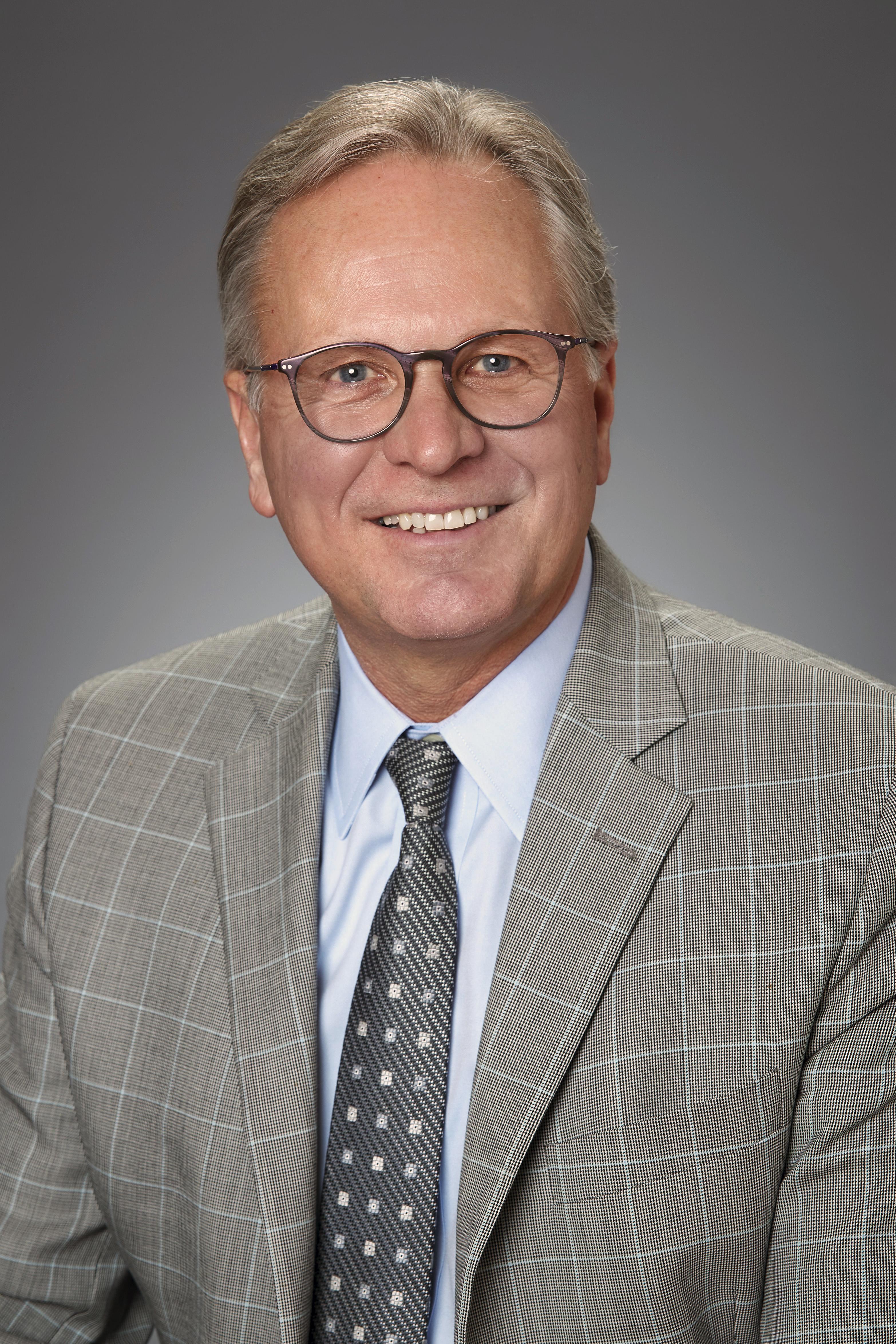 Portrait of DC president, Don Lovisa.