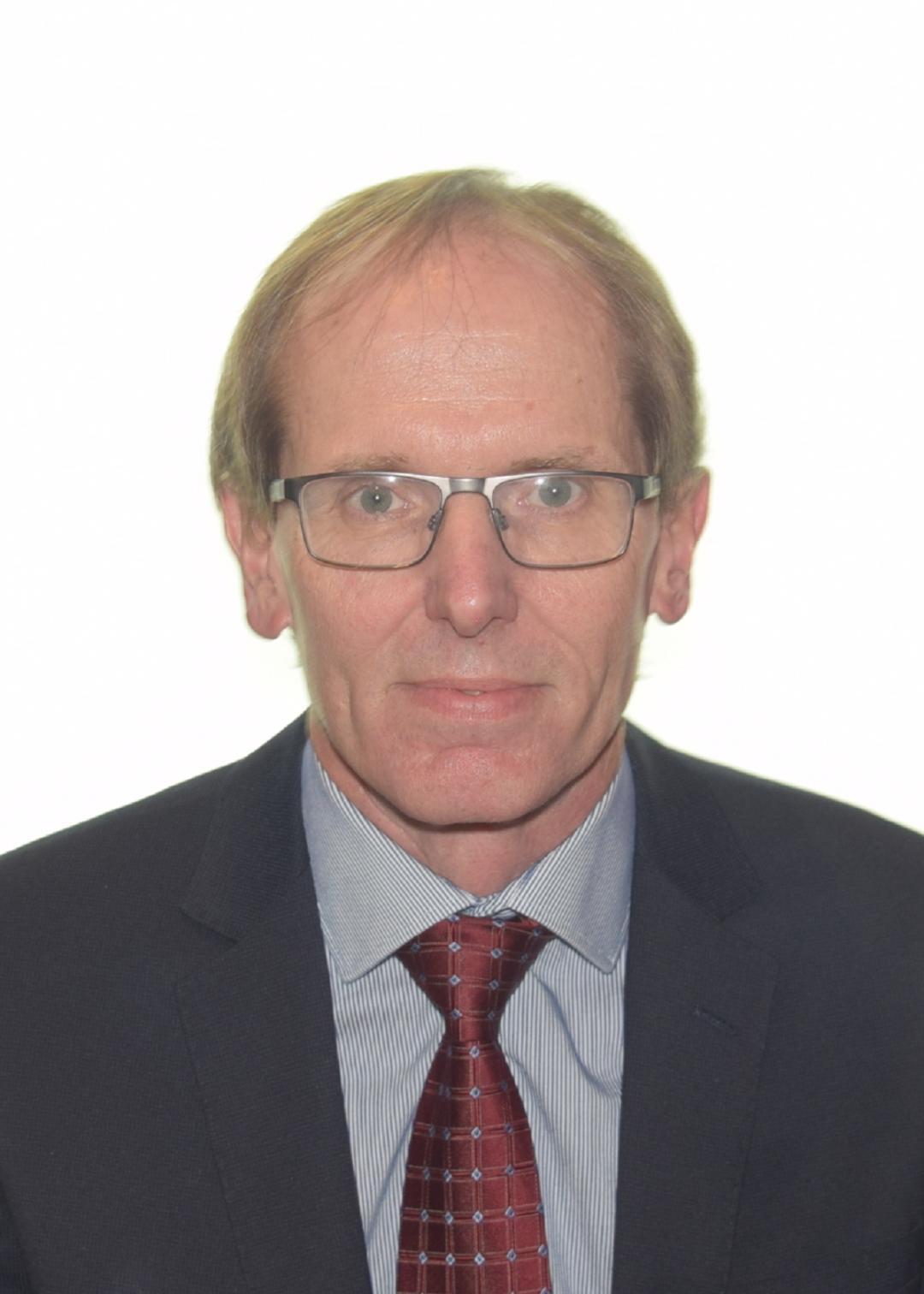 BOG member Ian Murray