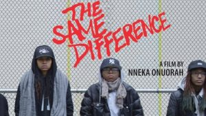 the same difference movie poster