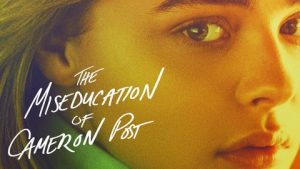 The Miseducation of Cameron Post library ad