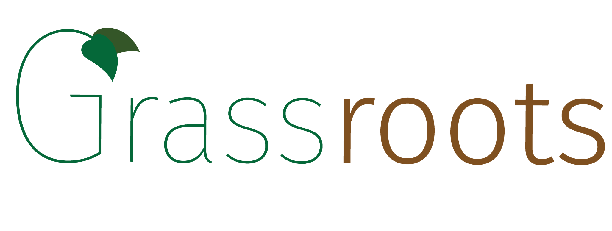 Logo for Grassroots