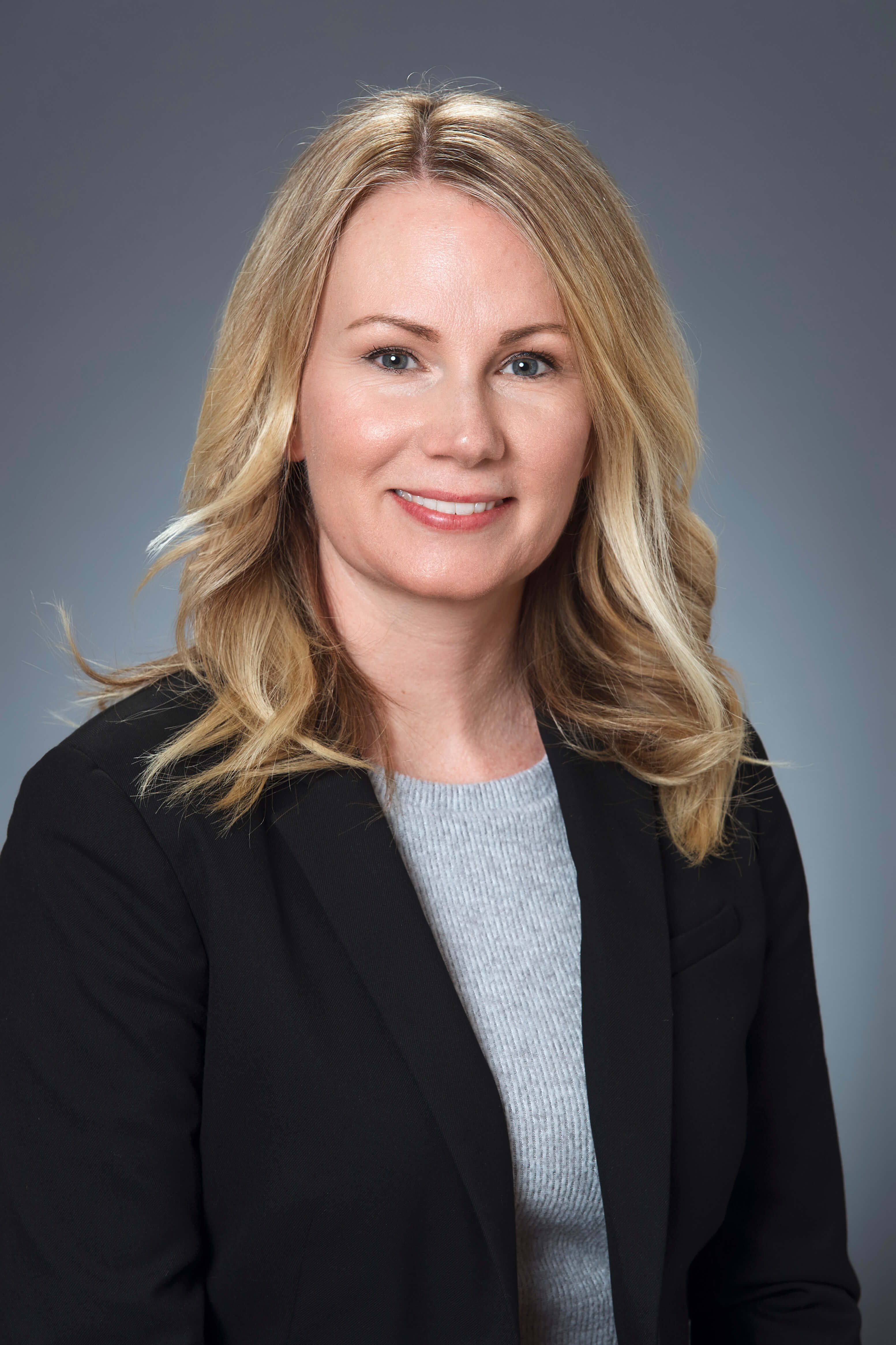 Portrait of Lisa McInery.