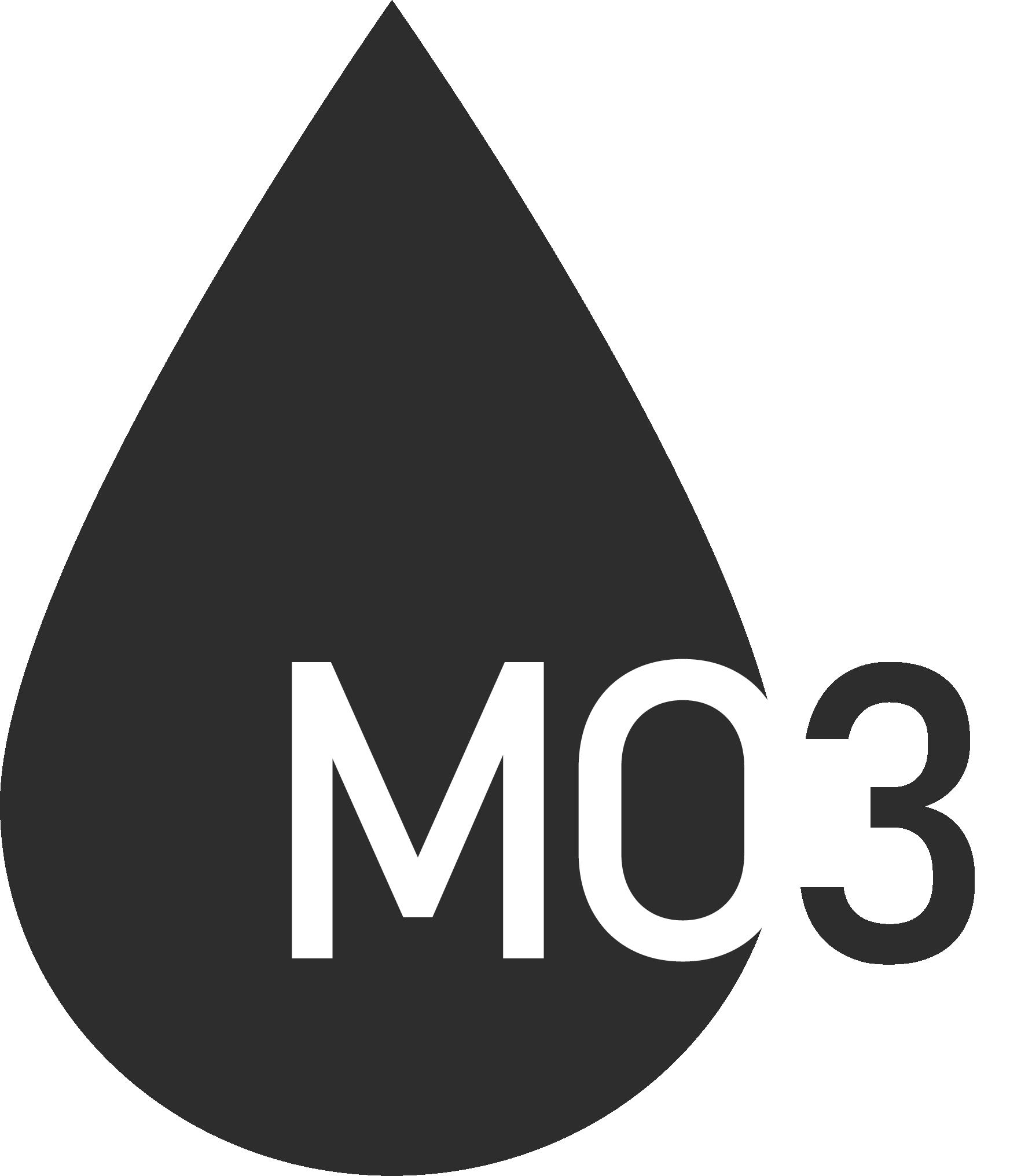 Logo for MO3