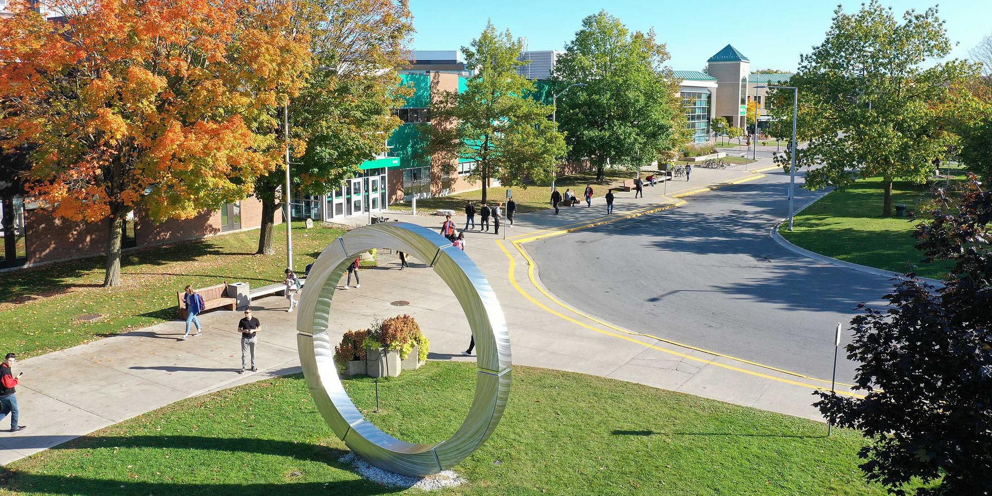 Durham College Oshawa campus