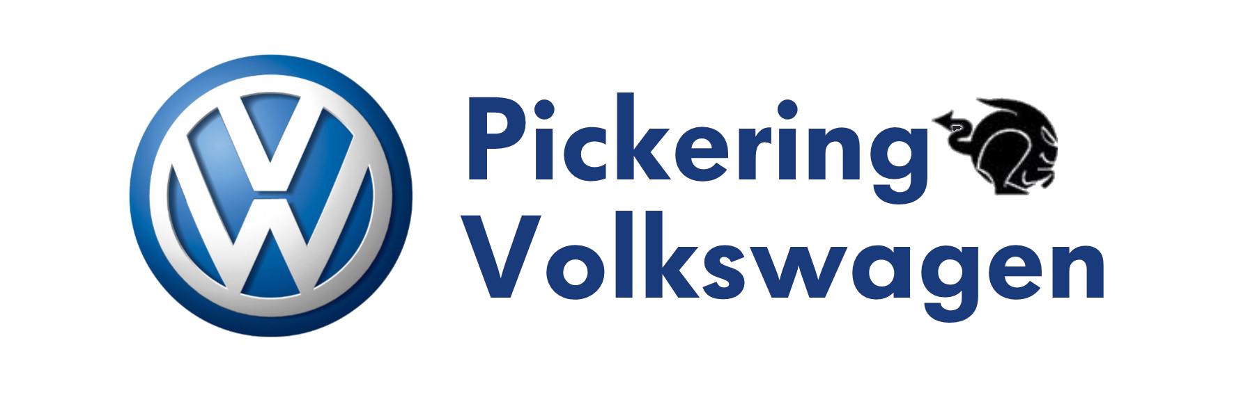 Pickering Volkswagen logo