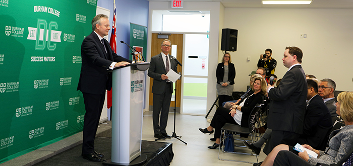DC hosts Bank of Canada Governor Stephen S. Poloz speech to students