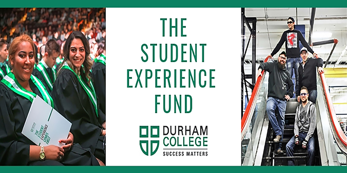 Student Experience Fund banner