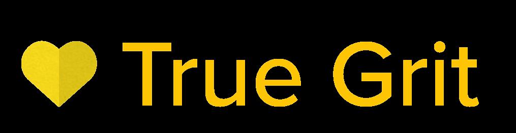 Logo for True Grit