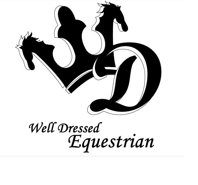 Well Dressed Equestrian logo