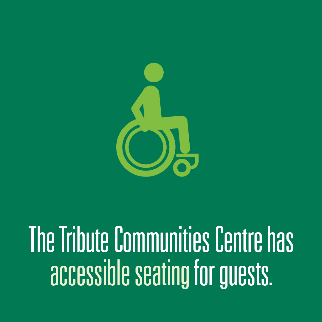 Accessible seating logo