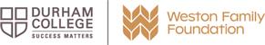 DC logo, W. Garfield Weston Foundation logo and DC logo