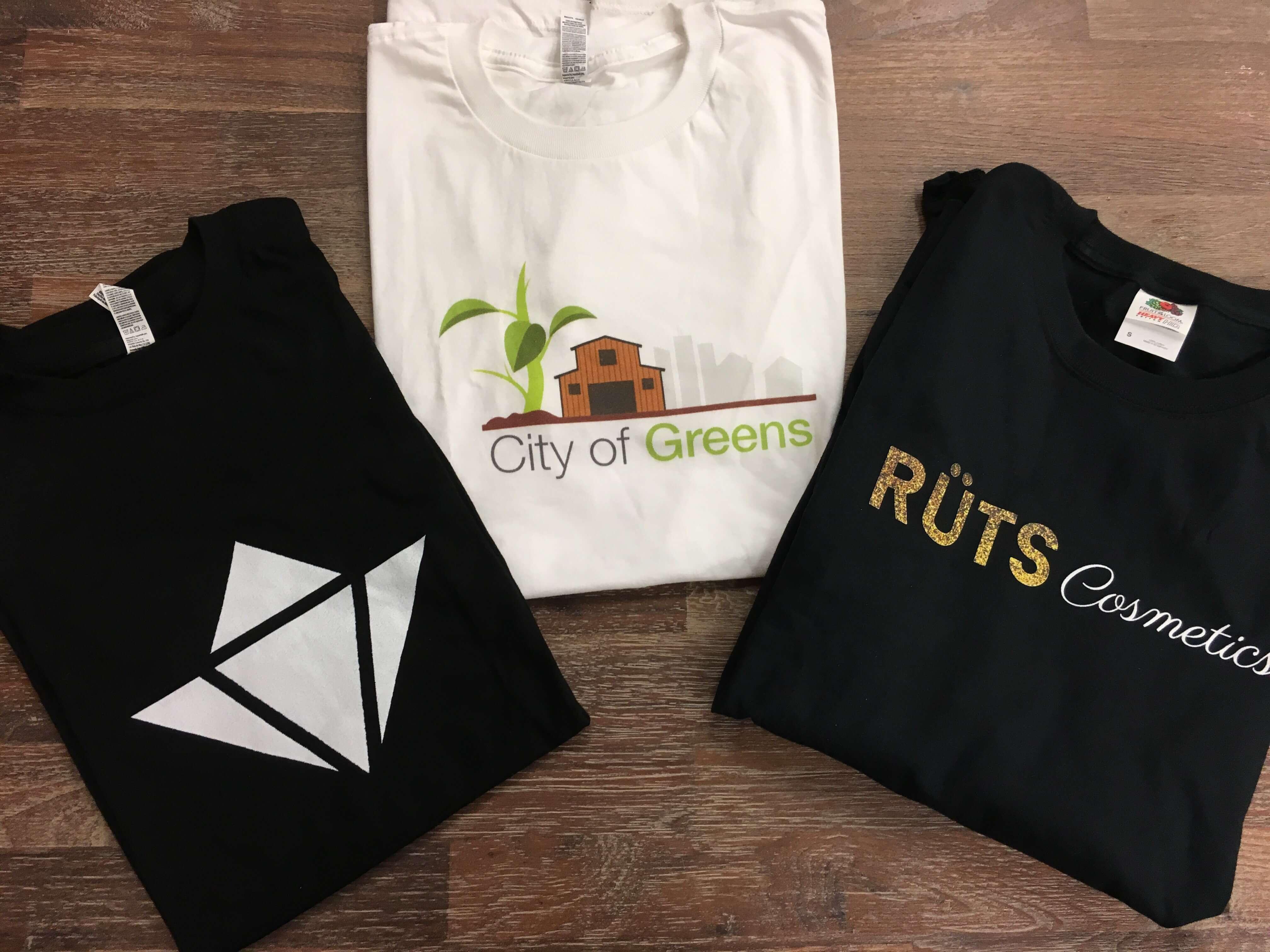 Student company shirts
