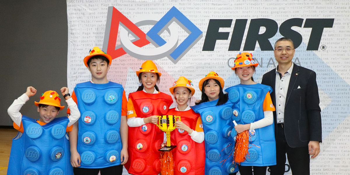 Image for LEGO, robots and STEM – oh my! DC hosted more than 400 students at FIRST LEGO League Championships.