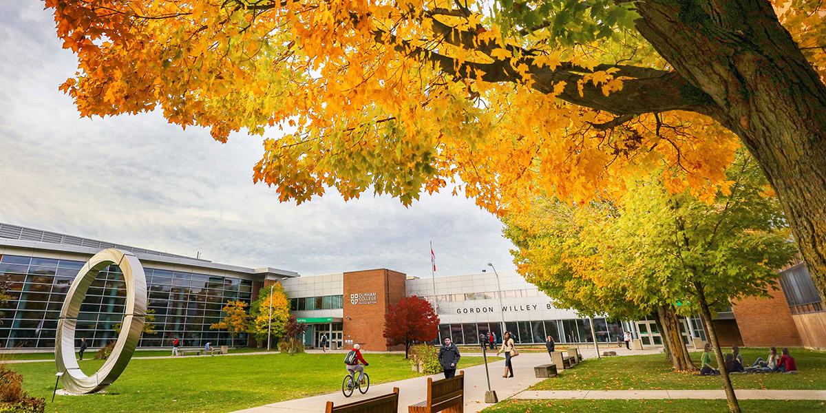 Image of the Oshawa campus