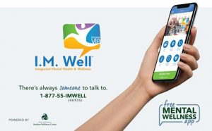 I.M. Well Integrated Mental Health & Wellness