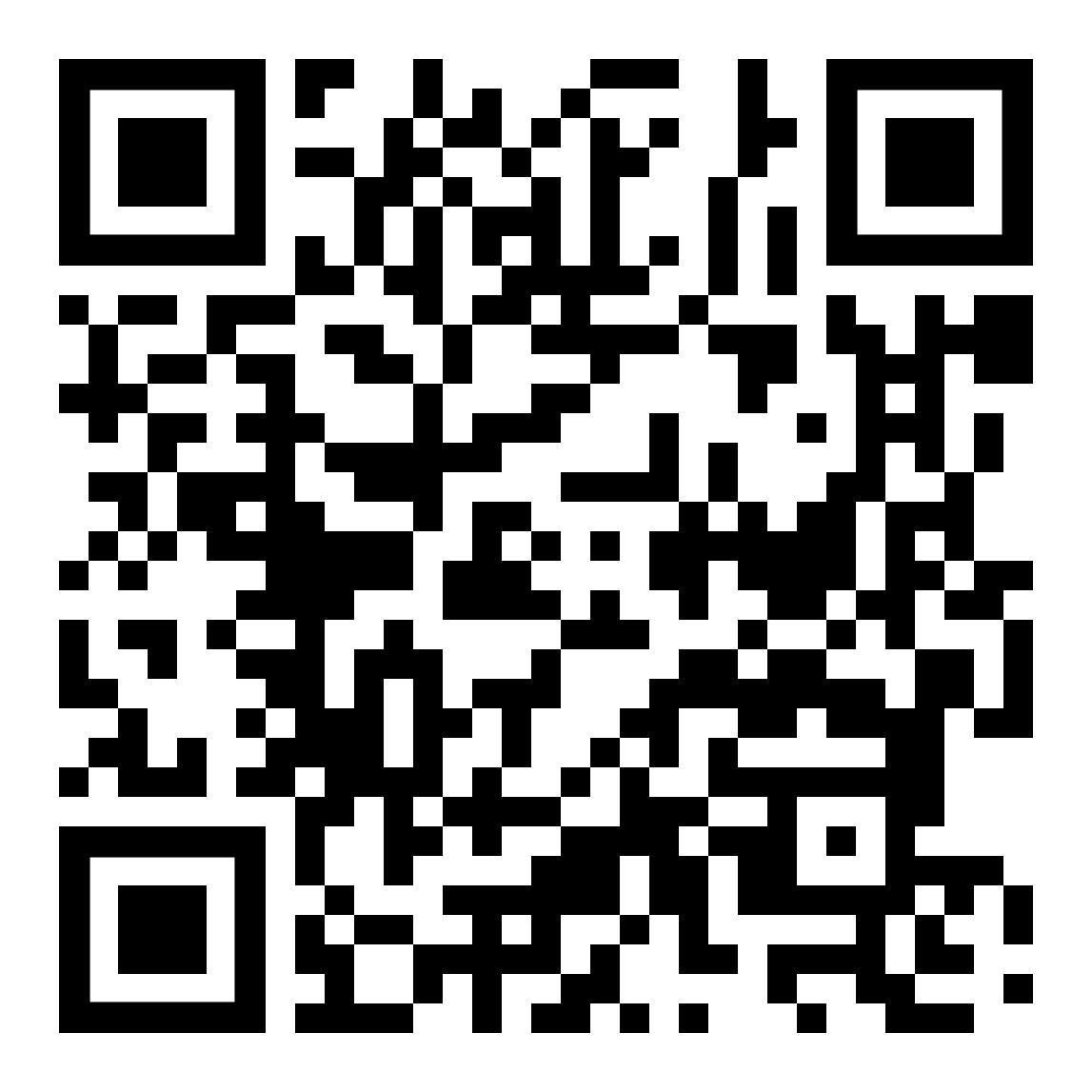 Image for Alertus App QR Code - iOS.