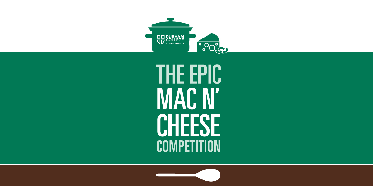 Logo for DC's Epic Mac and Cheese event.