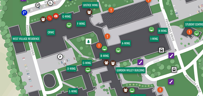 Durham College launches interactive campus map | Durham ...
