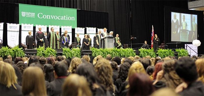 a convocation ceremony at lyndon state college Convocations schedule prior to the university-wide commencement ceremony, colleges, schools and departments host convocation ceremonies for their respective academic disciplines convocations provide the occasion at which degree candidates are recognized individually.