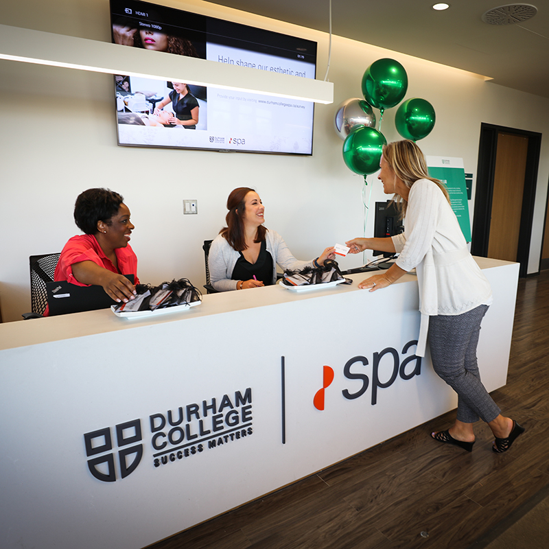Durham College Spa open to students