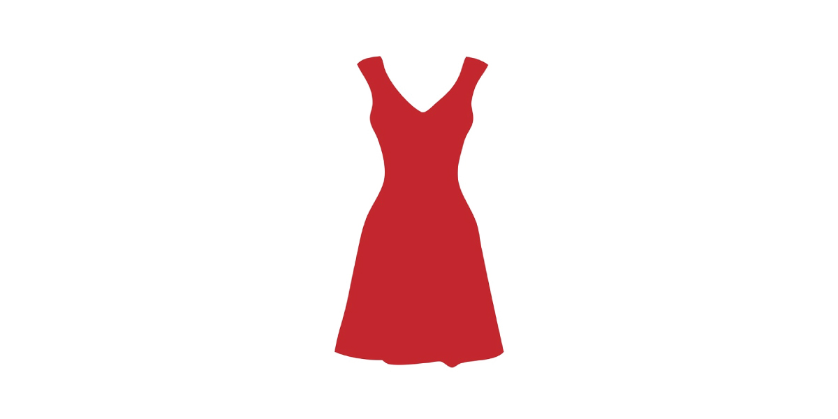 Image for Do you have a red dress? Donations wanted for art installation on campus.