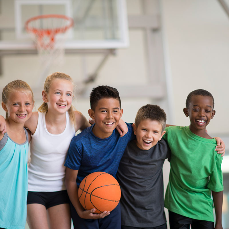 Sports camps at DC.