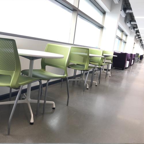CFCE building study area