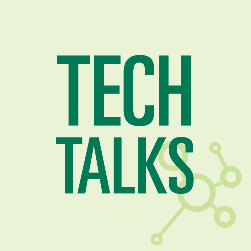 AI Hub Tech Talks logo